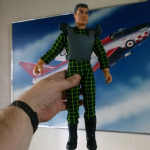 1996 VR Mission Action Man 1/6 scale